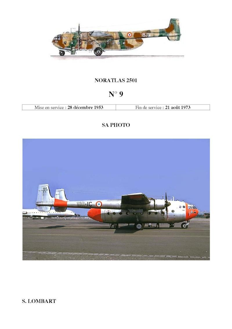 Noratlas n°9 N_912