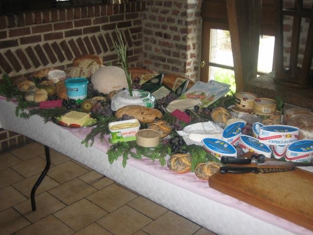buffet mariage de Mickey 02415