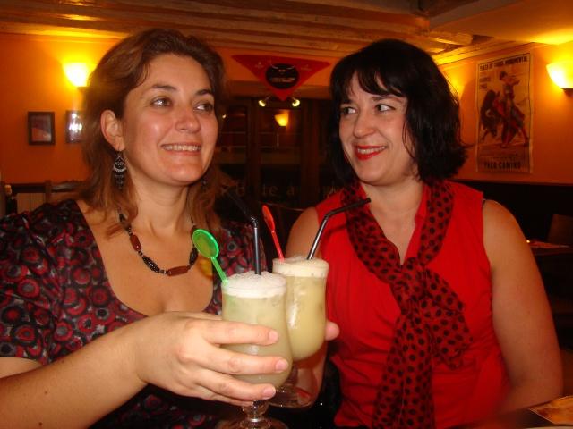 Soirée Gipsy au Lizarran Paris le 22/10/11 - Page 2 Dsc06413