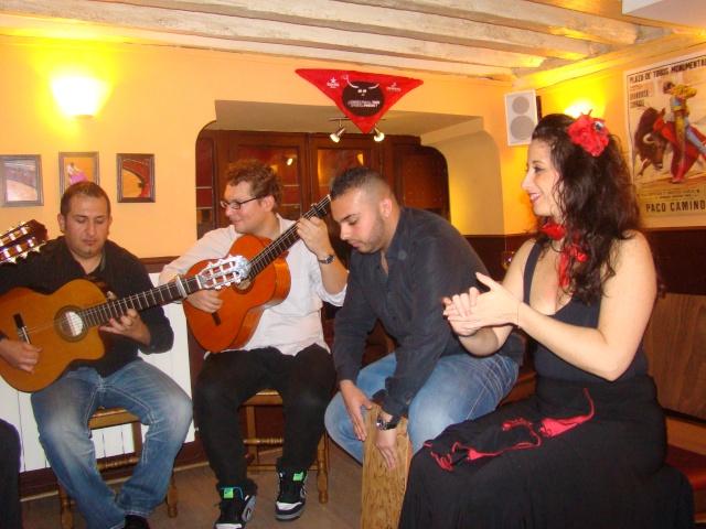 Soirée Gipsy au Lizarran Paris le 22/10/11 - Page 2 Dsc06416
