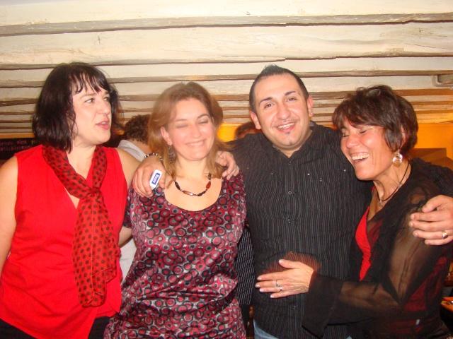 Soirée Gipsy au Lizarran Paris le 22/10/11 - Page 2 Dsc06419