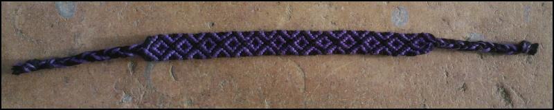 Méthodes esthétiques pour commencer/terminer vos bracelets 3010