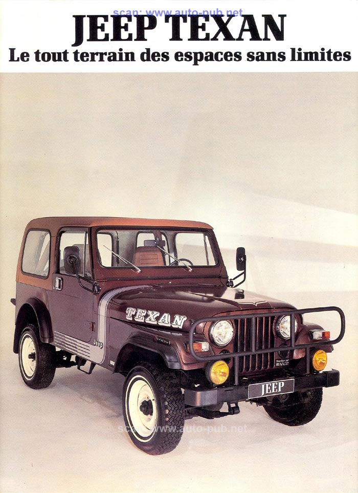 Jeep CJ7: différences entre versions - Page 2 Jeep_t10