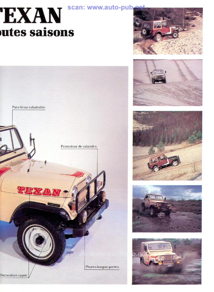 Jeep CJ7: différences entre versions - Page 2 Jeep_t12