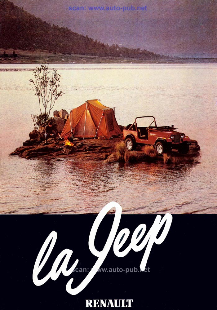 Jeep CJ7: différences entre versions - Page 2 Laredo19