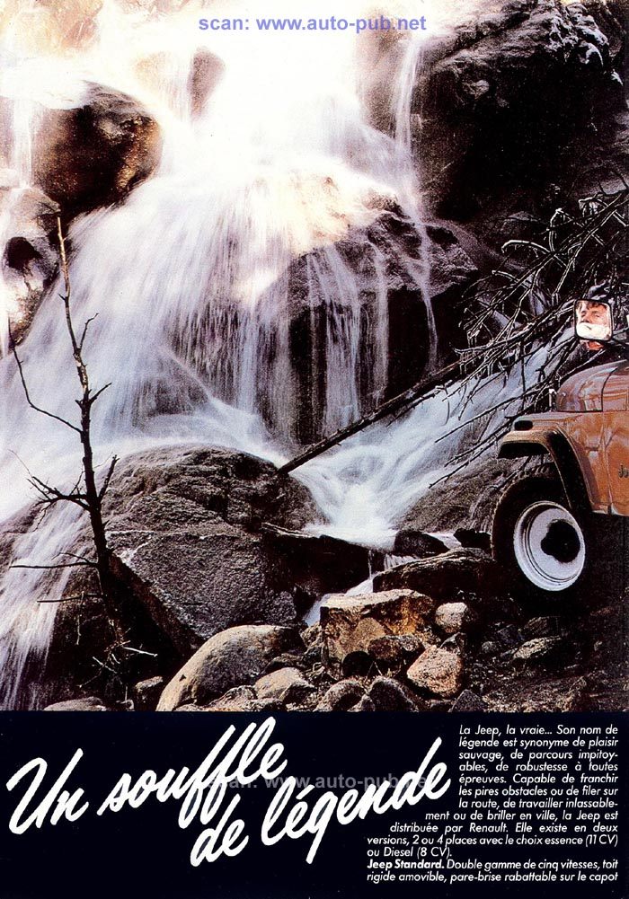 Jeep CJ7: différences entre versions - Page 2 Laredo22