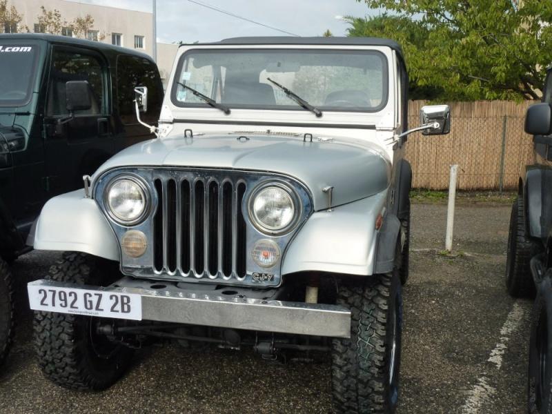 Une nouvelle jeep dans la famille... P1050613