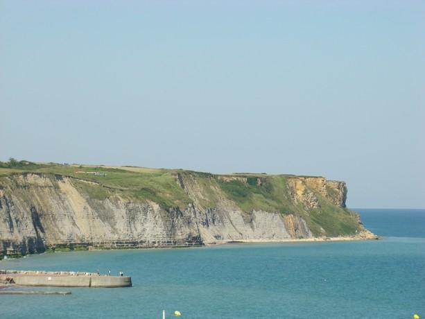 mon voyage en normandie, Courseuilles, Arromanche, OMAHA, Port en Bessin, Douvres la Delivrande Arroma12