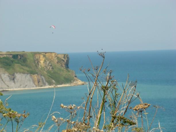 mon voyage en normandie, Courseuilles, Arromanche, OMAHA, Port en Bessin, Douvres la Delivrande Arroma15