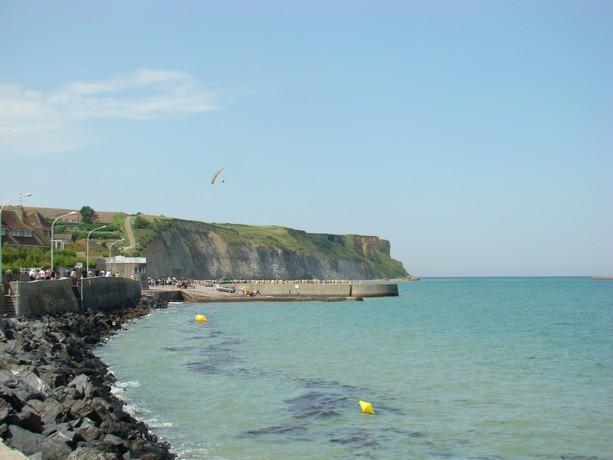mon voyage en normandie, Courseuilles, Arromanche, OMAHA, Port en Bessin, Douvres la Delivrande Arroma17