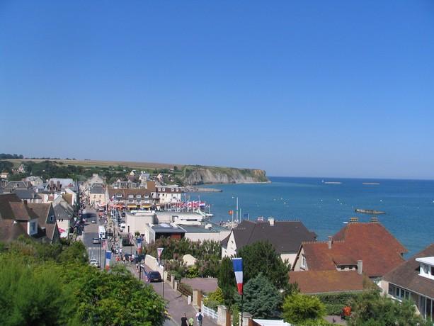 mon voyage en normandie, Courseuilles, Arromanche, OMAHA, Port en Bessin, Douvres la Delivrande Arroma19