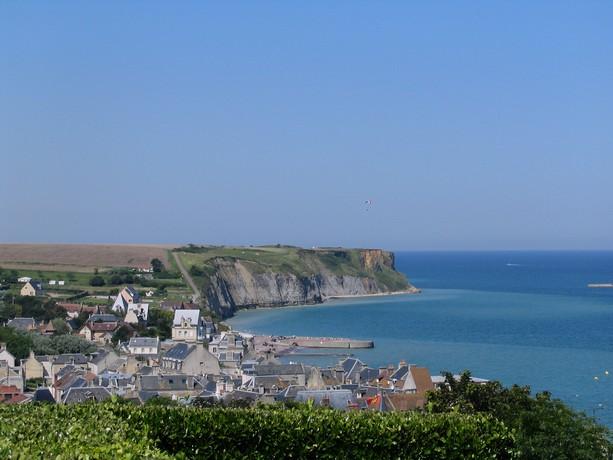 mon voyage en normandie, Courseuilles, Arromanche, OMAHA, Port en Bessin, Douvres la Delivrande Arroma20