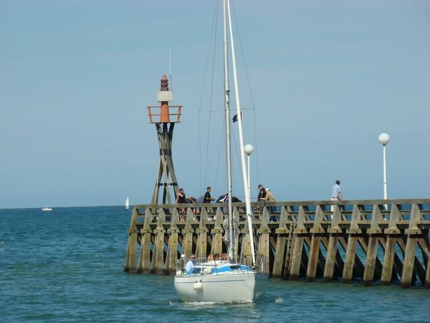 mon voyage en normandie, Courseuilles, Arromanche, OMAHA, Port en Bessin, Douvres la Delivrande Corseu25