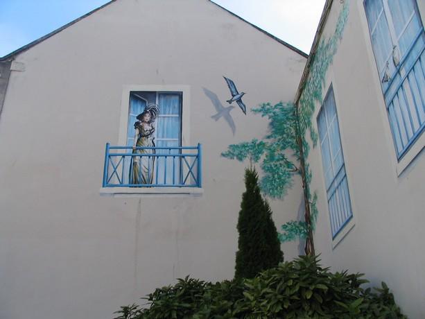 mon voyage en normandie, Courseuilles, Arromanche, OMAHA, Port en Bessin, Douvres la Delivrande Corseu32