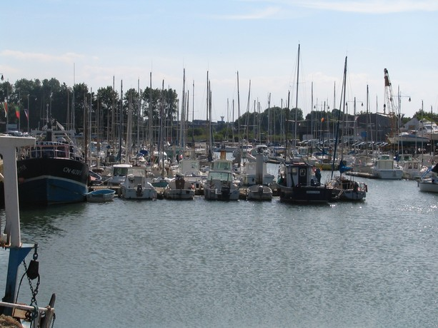 mon voyage en normandie, Courseuilles, Arromanche, OMAHA, Port en Bessin, Douvres la Delivrande Corseu34