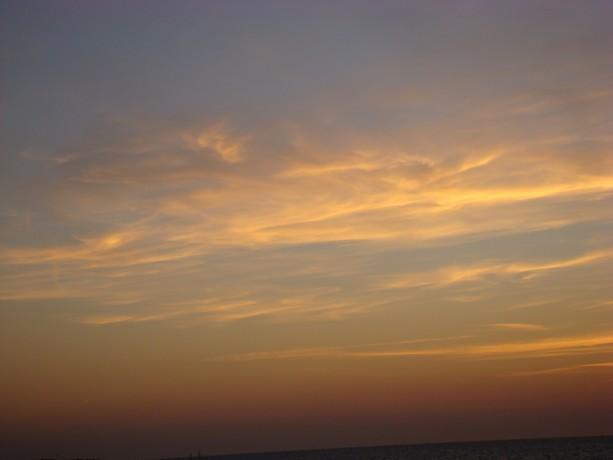 LES COUCHERS DE SOLEIL. et lever de soleil Corseu45