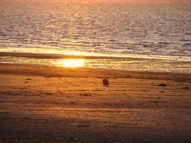 Lever ou coucher de soleil Corseu47