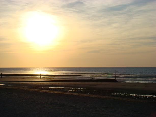 Lever ou coucher de soleil Corseu48