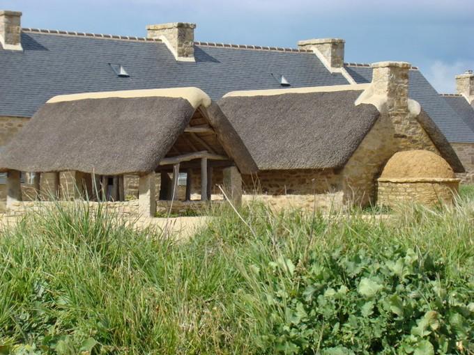 village Menehan (pays des abers) Dsc01532