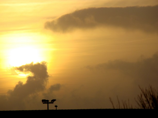 LES COUCHERS DE SOLEIL. et lever de soleil Dsc03065