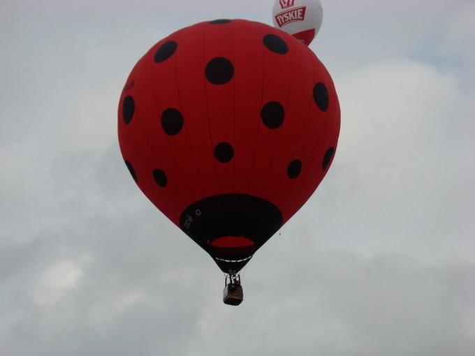 montgolfiére dans le ciel de charente Dsc08631
