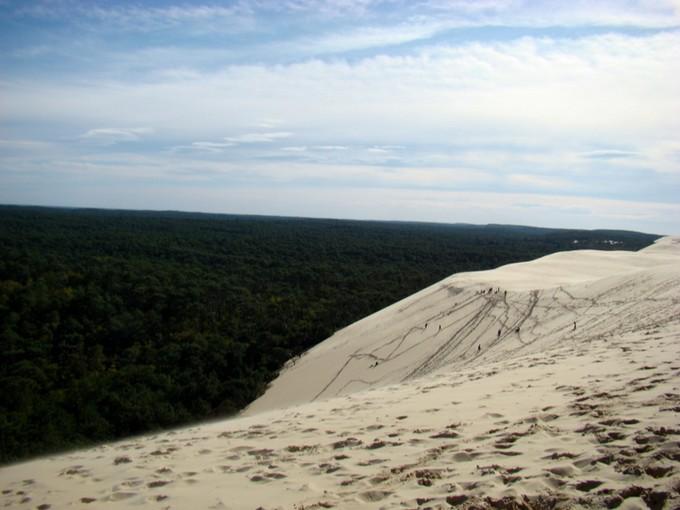 biscarosse fin octobre 2011,dune du pyla Dsc09814