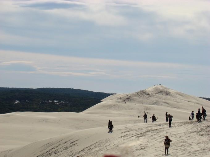 biscarosse fin octobre 2011,dune du pyla Dsc09815