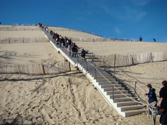 biscarosse fin octobre 2011,dune du pyla Dsc09816