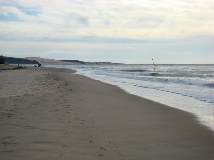 biscarosse fin octobre 2011,dune du pyla Dsc09920