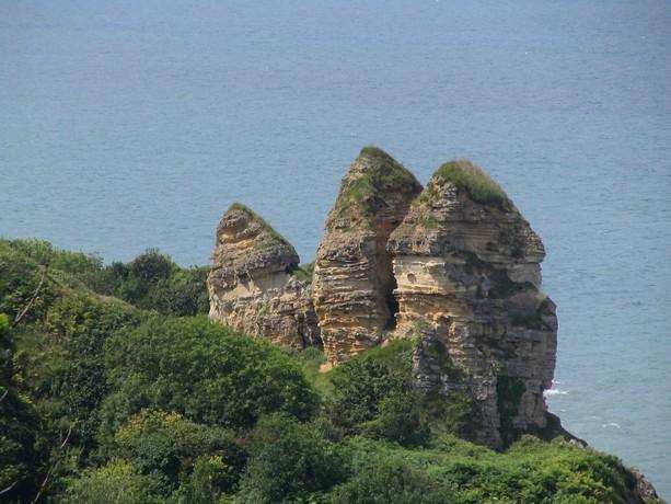 mon voyage en normandie, Courseuilles, Arromanche, OMAHA, Port en Bessin, Douvres la Delivrande Le_cha11