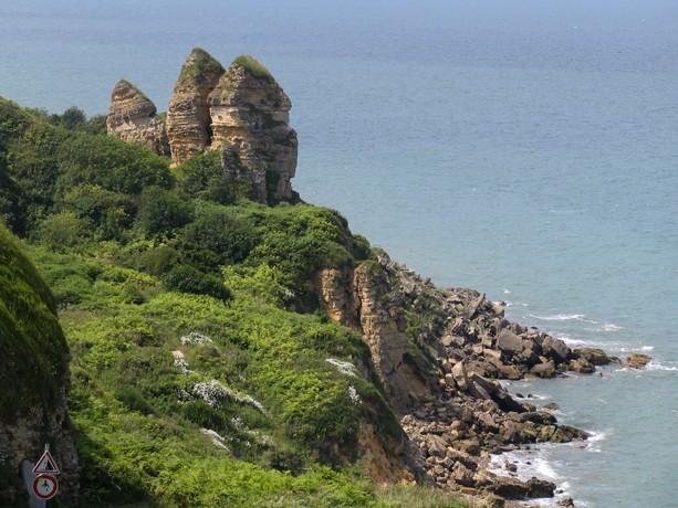mon voyage en normandie, Courseuilles, Arromanche, OMAHA, Port en Bessin, Douvres la Delivrande Le_cha12