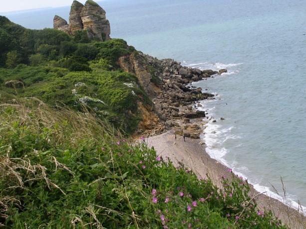 mon voyage en normandie, Courseuilles, Arromanche, OMAHA, Port en Bessin, Douvres la Delivrande Le_cha13