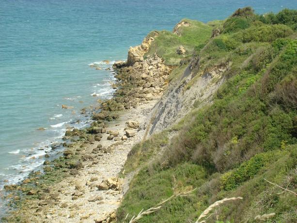 mon voyage en normandie, Courseuilles, Arromanche, OMAHA, Port en Bessin, Douvres la Delivrande Le_cha14