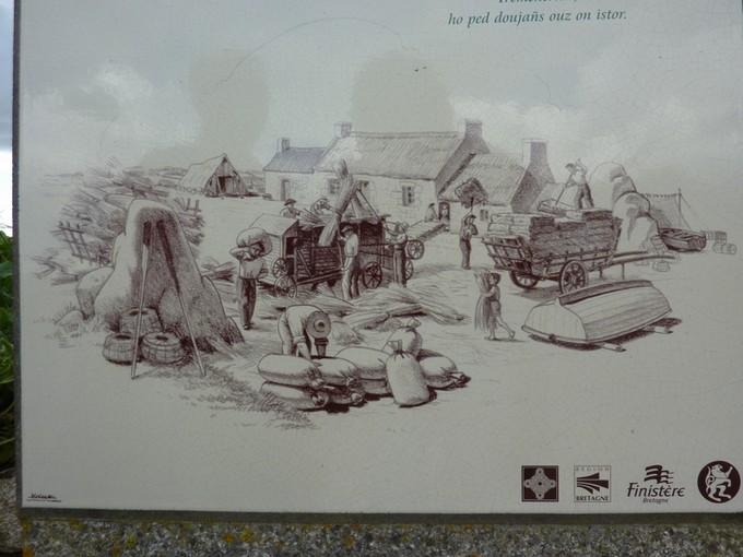 village Menehan (pays des abers) P1070514