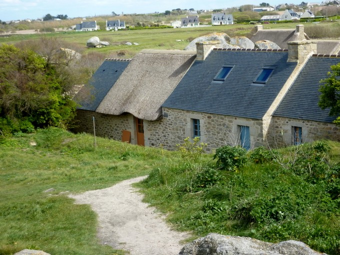 village Menehan (pays des abers) P1070517