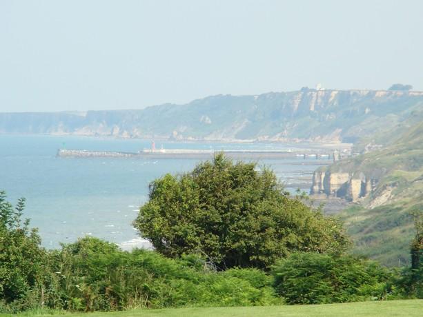 mon voyage en normandie, Courseuilles, Arromanche, OMAHA, Port en Bessin, Douvres la Delivrande Point_10