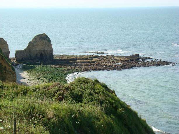 mon voyage en normandie, Courseuilles, Arromanche, OMAHA, Port en Bessin, Douvres la Delivrande Point_11