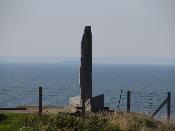 mon voyage en normandie, Courseuilles, Arromanche, OMAHA, Port en Bessin, Douvres la Delivrande Point_21