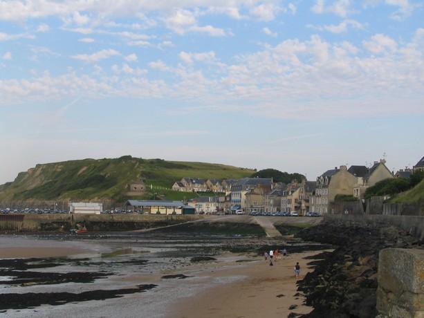 mon voyage en normandie, Courseuilles, Arromanche, OMAHA, Port en Bessin, Douvres la Delivrande Port_e21