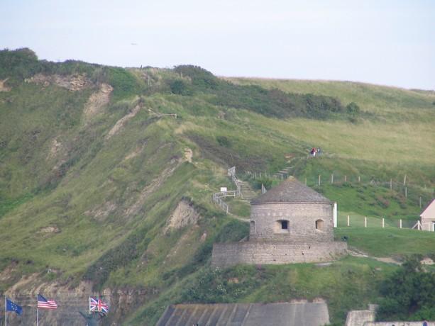mon voyage en normandie, Courseuilles, Arromanche, OMAHA, Port en Bessin, Douvres la Delivrande Port_e22