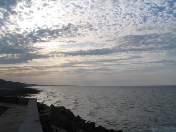 mon voyage en normandie, Courseuilles, Arromanche, OMAHA, Port en Bessin, Douvres la Delivrande Port_e24