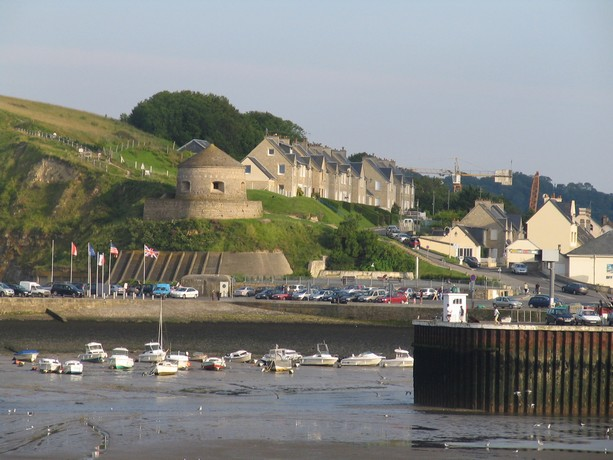 mon voyage en normandie, Courseuilles, Arromanche, OMAHA, Port en Bessin, Douvres la Delivrande Port_e26