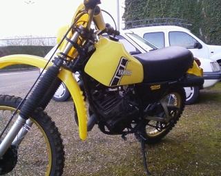 DTMX 125cc Membres / Modèles endurisés 00311