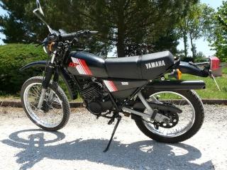 DTMX 125cc Membres / Mod. 1981 00313