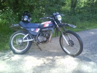 DTMX 125cc Membres / Mod. 1981 0461010