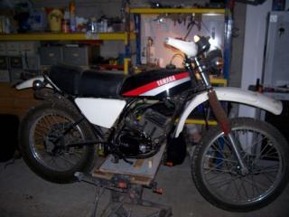 DTMX 125 cc MEMBRES : Personnalisées 10012510