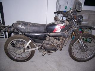 DTMX 125cc Membres / Mod. 1981 10013010