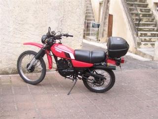 DTMX 125 cc Membres / Mod. 1979 100_1110