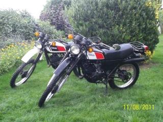 DTMX 125cc Membres / Mod. 1978 10101512