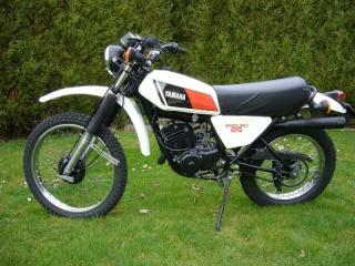 DTMX 125cc Membres / Mod. 1978 11011